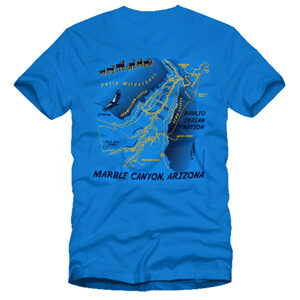 Marble Canyon, Arizona - Short Sleeve Tshirts