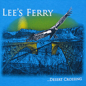 Lee's Ferry, Arizona - Tshirts