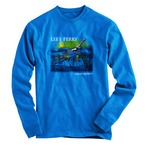 Lee's Ferry, Arizona - Long Sleeve Tshirts