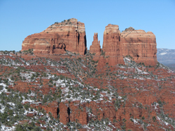 Verde Valley - The spectacular red rocks of Sedona Arizona are part of this amazing area surrounding Central Arizona.