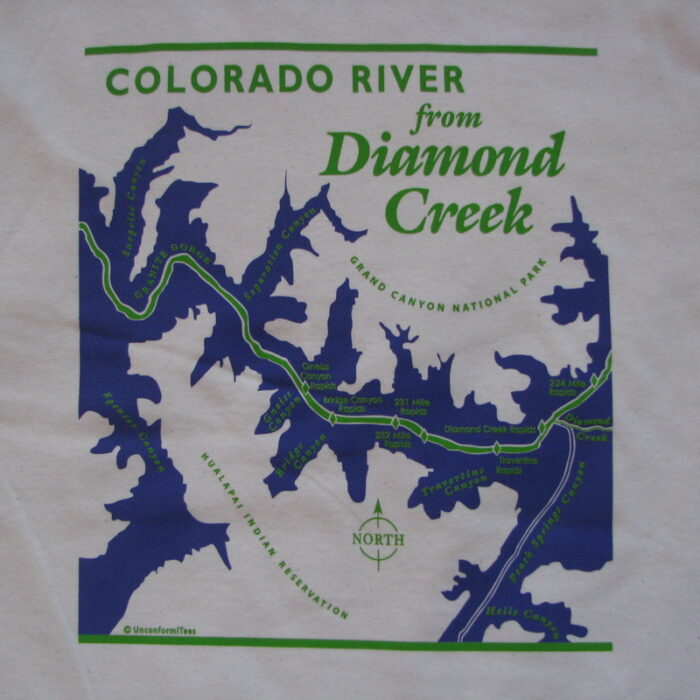 Diamond Creek T-shirt