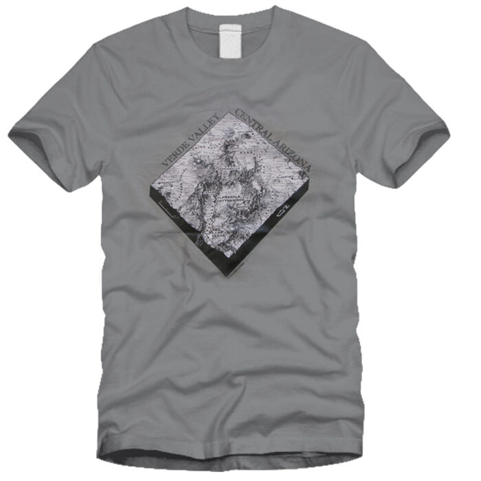 Verde Valley, Central Arizona T-Shirts