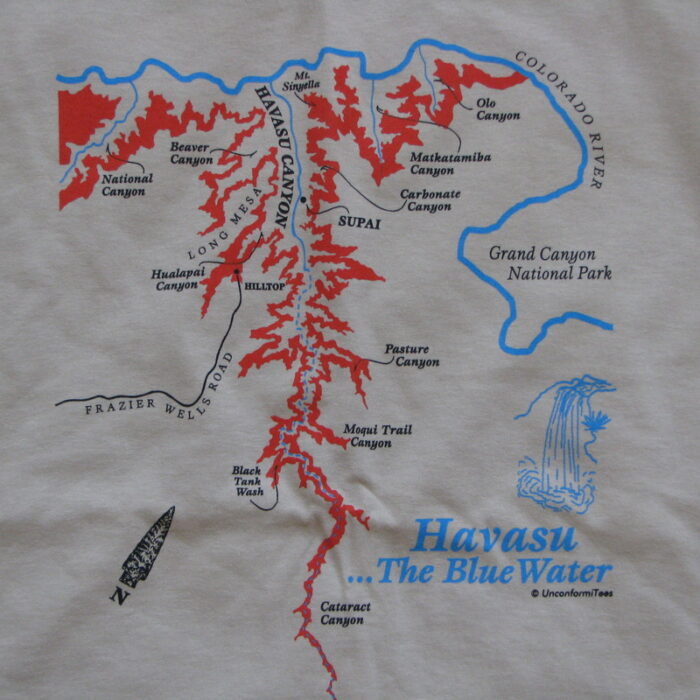 Havasupai T-Shirts