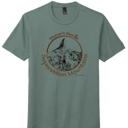 Weavers Needle T-Shirts | Superstition Mountains
